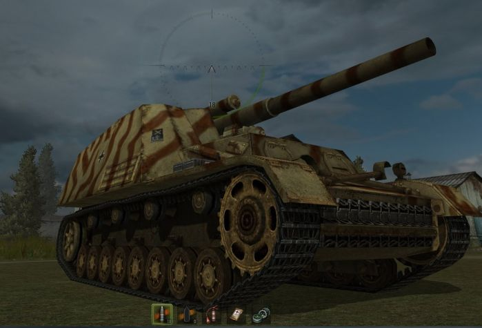 батл танк варкрафт