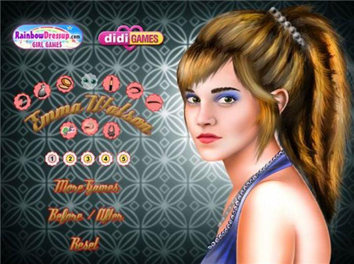 классные игры для девочек бродилки